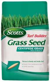 Scotts 18365 Turf Builder Centipede Seed & Mulch 5lb