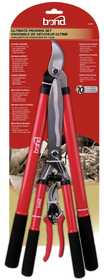 Bond BO5945 Ultimate Pruning Set (Bypass Lopper, Hedge Shear, Bypass Pruner)