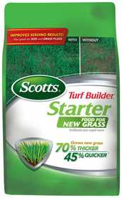 Scotts 21605 Turf Builder Starter Fertilizer 5m