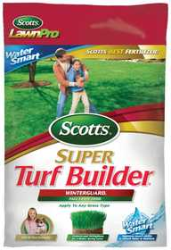 Scotts 21806 Super Turf Builder With Winterguard 5m