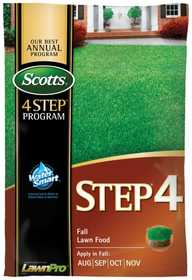 Scotts 23622 Scotts Step 4 Fall Fertilizer 5m
