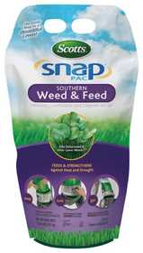 Scotts 24560 Snap Southern Weed Feed Cartridge 4m