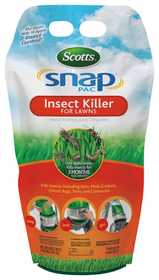 Scotts 24570 Snap Pac Lawn Insect Killer
