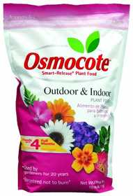 Osmocote 272101 Osmocote Outdoor & Indoor Plant Food 10lb