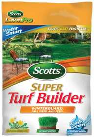 Scotts 29216 Turf Builder WinterGuard With Plus 2 Weed Control 15m