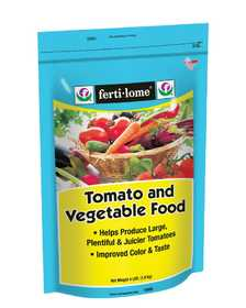 Ferti-Lome FE10855 Tomato And Vegetable Food 7-22-8 4 Lbs