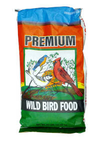 SHAFER SEED CO BD02 Wild Bird Seed Blend 50-Lb