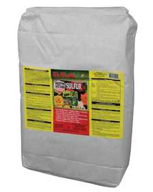 Hi-Yield FH32189 Dusting Wettable Sulfur 25 Lbs