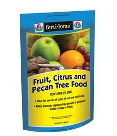 Ferti-Lome FE10822 Fruit, Citrus And Pecan Tree Food 19-10-5 20 Lbs