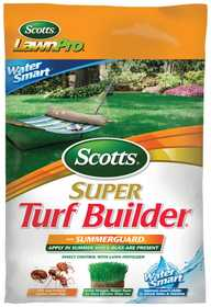Scotts 38015 Super Turf Builder With Summerguard 15m