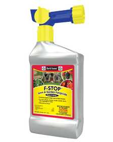 Ferti-Lome FE10765 F-Stop Lawn & Garden Fungicide Ready To Spray 32 Oz