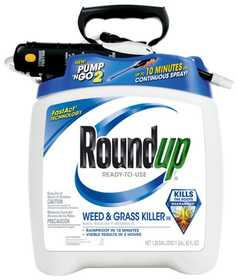 Monsanto 5100156 Roundup Pump-N Go 2 Weed & Grass 1.33g