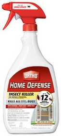 Ortho 0221310 Home Defense Insect Killer For Indoor & Perimeter Ready-To-Use 24 Oz
