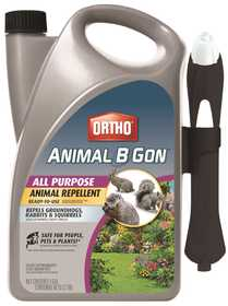 Ortho OR0489810 Animal B Gon All Purpose Repellent Ready To Use 1 Gal