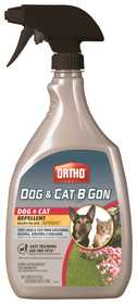 Ortho OR0490210 Dog & Cat B Gon Repellent Ready To Use 24 oz