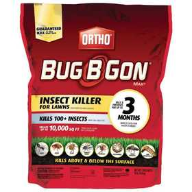Ortho 167042 Bug B Gon Max Insect Killer Granules 10lb