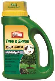Ortho OR9900910 Tree & Shrub Insect Control Granules 3.5 Lbs