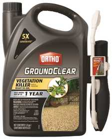 Ortho OR0436210 GroundClear Vegetation Killer Ready To Use 1.33 Gal