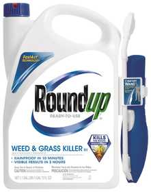 Monsanto 5109088 RoundUp Weed And Grass Killer Ready To Use Comfort Wand 1.1ga