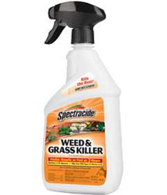 Spectracide HG-86019 Weed & Grass Killer Ready To Use 26 oz