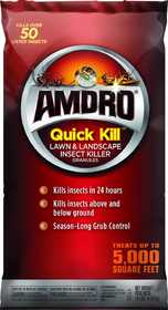 Amdro 100508230 Quick Kill Lawn And Landscape Insect Killer Granules