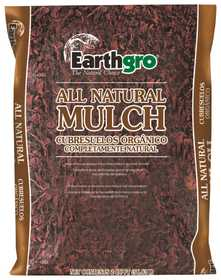 Scotts MR86752180 EarthGro All Natural Mulch 2 Cu Ft