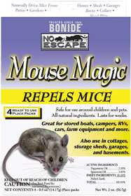 Bonide BP865 Mouse Magic 4pk