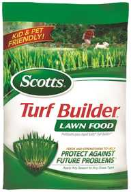 Scotts SI22305 Turf Builder Northern Lawn Food 5k Sq Ft