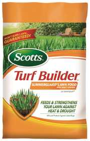 Scotts SI49013 Turf Builder SummerGuard Lawn Food With Insect Control 5k Sq Ft