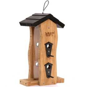 Nature's Way BFBWF5 Bamboo Vertical Wave Feeder