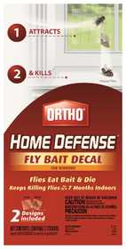 Ortho OR0491010 Home Defense Max Fly Bait 2pk