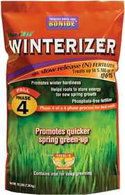 Bonide BP60442 Fall Winterizer Lawn Food (Phase 4) 5k Sq Ft