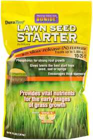 Bonide BP60454 Lawn Seed Starter Fertilizer 5k Sq Ft