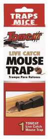 TOMCAT MC33538 Live Catch Mouse Trap Single Catch