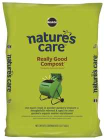 Scotts Miracle-Gro Co MR70951120 Natures Care Really Good Compost 1cf