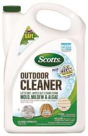 Scotts OR51070 Outdoor Cleaner Plus Oxiclean™ Concentrate 1gl