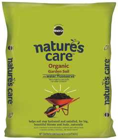Scotts Miracle-Gro Co MR71959120 Natures Care Oragnic Garden Soil With Water Conserve 1.5cf