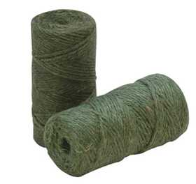 Bond 337 Jute Twine Green 200 ft