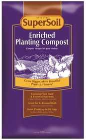 Scotts Miracle-Gro MR75452490 Supersoil Enriched Planting Compost 2cf