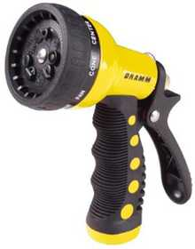 Dramm 6012703 Revolver 9-Pattern Spray Gun Yellow