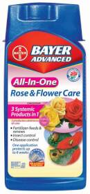 Bayer Advanced 701260B All In 1 Rose & Flower Care 32 Oz