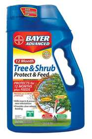 Bayer Advanced 701700B Tree & Shrub Granules 4lb
