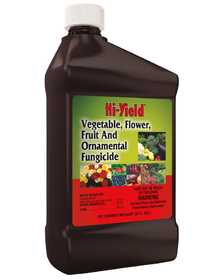 Hi-Yield FH33550 Vegetable, Flower, Fruit And Ornamental Fungicide 32 Oz