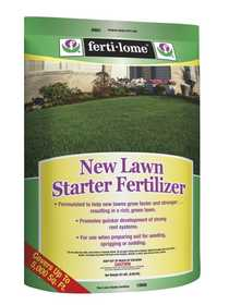 Ferti-Lome 10906 New Lawn Starter Fertilizer 5m