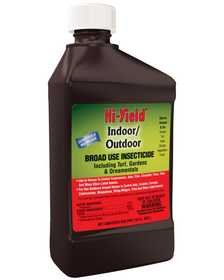 Hi-Yield 32009 Indoor/Outdoor Broad Use Insecticide Pt