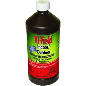 Hi-Yield 32010 Indoor/Outdoor Broad Use Insecticide Qt