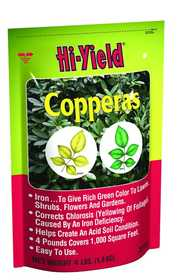 Hi-Yield 32155 Copperas 4lb