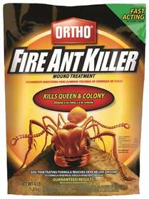 Ortho ORO02583 Fire Ant Killer Mound Treatment 4lb