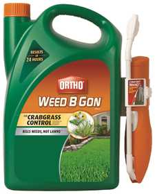 Ortho OR424010 Weed-B-Gon Max +Crabgrass Control Ready To Use 1.33 Gal