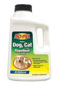 Ro-Pel C002 Dog Cat And Bird Repellent 2 Lbs